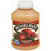 Musselman's Cinnamon Apple Sauce -48 oz