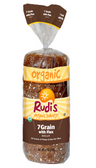 Rudi's Organic Bakery - 7 Grain with Flax -22oz