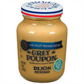 Grey Poupon Dijon Mustard -8 oz
