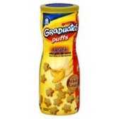 Gerber Graduates Banana Fruit Puffs