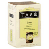 Tazo Lotus Green Tea -1.5 oz