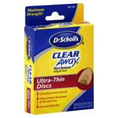 Dr. Scholls Clear Away Wart Remover Planter System - 24 Count