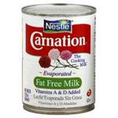 Carnation Evaporated Milk Fat Free -12 oz 1