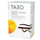 Tazo Vanilla Apricot White Tea -1.5 oz