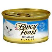 Fancy Feast Cat Food Flaked Tuna - 3 Oz