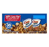 Chex Mix Traditional - 36 Ct