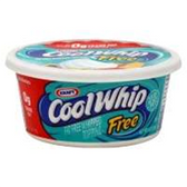 Kraft Cool Whip Free Fat Free Whipped Topping - 8 oz