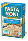 Pasta Roni Shells & White Cheddar -6.2 oz