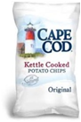 Cape Cod Kettle Cooked Original Potato Chips -9 oz
