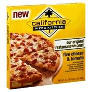 California Pizza Kitchen Restaurant Style Crust Cheese 13 8oz