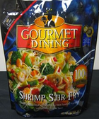Gourmet Dining - Shrimp Stir Fry -28oz