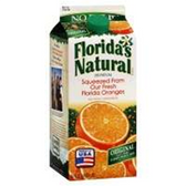 Florida's Natural Orange Juice w/ Pulp - 59 oz