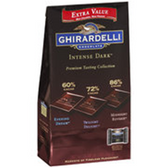 Ghirardelli Intense DarkPremium Tasting Collection 60%Cocao3.5oz