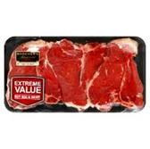 Beef New York Strip Steak Boneless - 2LB