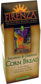 Firenza - Jalapeno & Cheddar Corn Bread Mix -17oz