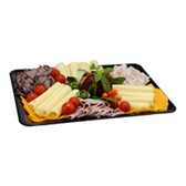 Premium Deli Meat & Cheese Party Tray -   Large 20-25 Servings