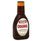 Kraft Original BBQ Sauce -18 oz