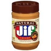 Jif Creamy Peanut Butter -40 oz 1