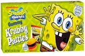 Gummy Krabby Patties -2.54oz