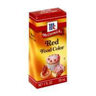 Mccormick Red Food Coloring-1 Fl. Oz