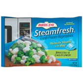 Birds Eye Steam Fresh Broccoli & Cauliflower -12 oz