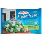 Birds Eye Steam Fresh Broccoli & Cauliflower -12 oz
