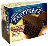 Tastykake - Chocolate Cupcakes -6pks