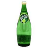 Perrier Twist Of Lime Mineral Water - 25 Fl. Oz