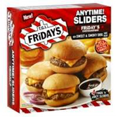 T.G.I. Fridays Cheeseburger w/ Sweet and Smoky BBQ Sauce-12 oz