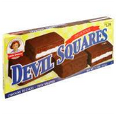 Little Debbie Devil Squares -11 oz