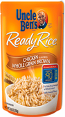Uncle Ben's Ready Rice - Chicken Whole Grain -8.8oz