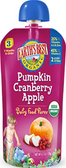 Earth's Best - Pumpkin Cranberry Apple -4oz