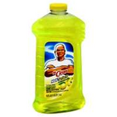 Mr Clean Summer Citrus Liquid Cleaner -40 oz