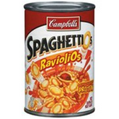 Campbell's Raviolios in Meat Sauce with Beef Ravioli - 15 oz