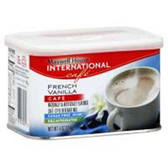 Maxwell House Instant Coffee SugarFree Decaf French Vanilla-4 oz