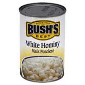 Bush's White Hominy -15  oz
