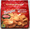 Banquet Frozen Chicken Breast Nuggets -32oz