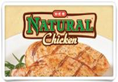 HEB Natural Chicken Tenders-1lb