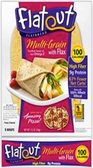 Flat Out Flat Bread - Multigrain with Flax -6ct
