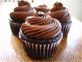Chocolate Iced Chocolate Cupcakes - 12 ct