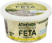 Athenos - Traditional Reduced Fat Feta -8oz