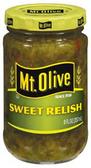 Mt Olive Sweet Relish -8 oz