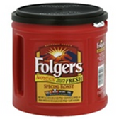 Folgers Classic Roast Coffee - 33.9 oz