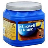 Maxwell House 100% Colombian  Coffee - 31.5 oz