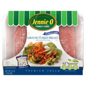 Jennie -O Turkey Store Ground Turkey Breast -16oz