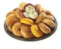 Assorted Fresh Bagels - ea