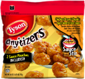 Tyson Anytizers ChickenBreast Chunch w/Spicy Sweet&SourSauce-10