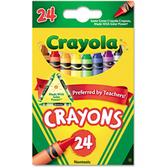 Crayola Classic Crayons - 24 Ct