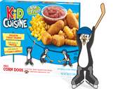 Kid Cuisine - Mini Corn Dogs -1 meal