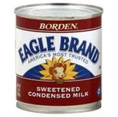 Eagle Brand Sweetened Condensed Milk Fat Free -14 oz 1
